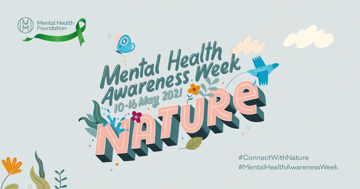 Mental Health Awareness Week article banner image