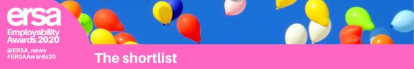 ERSA Employability Awards 2020 article banner image