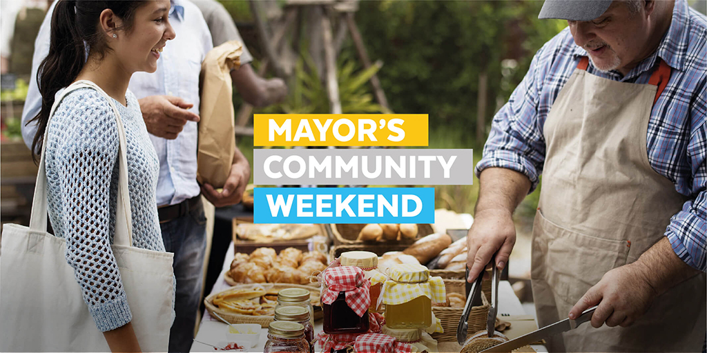 Mayors Community Weekend - Saturday 30th June 12 – 4pm news item image