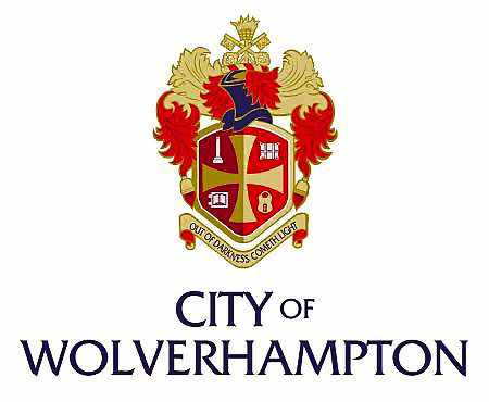 City of Wolverhampton Council page banner image